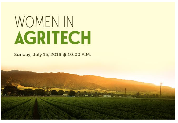 women in agritech