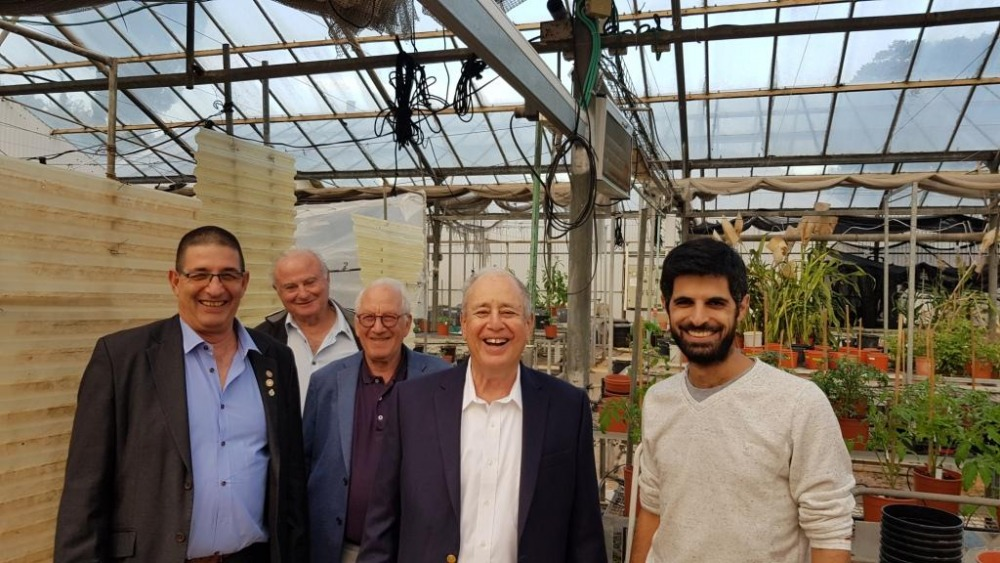 rotary hothouse visit